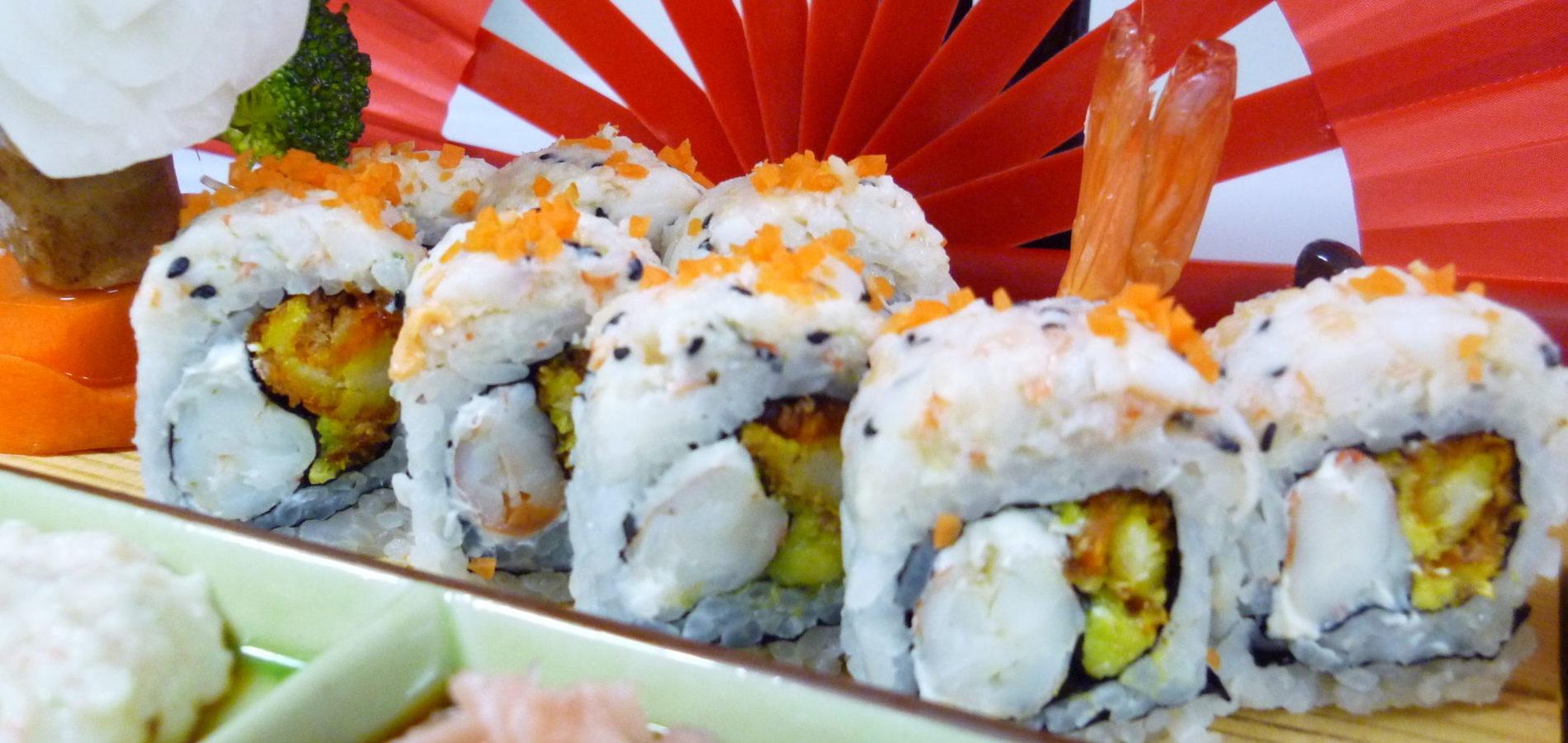 Cursos de Sushi