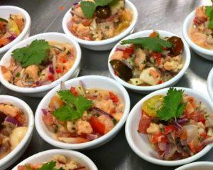 Curso de Ceviches @ Cocinemos como El Chef